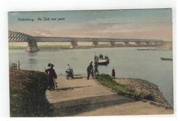 Culemborg,  De Lek Met Pont  1923 - Culemborg