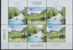 2012 Bosnien-Herz. Republika Srbska Mi.  MH 15  Used Booklet Europa - Europa-CEPT