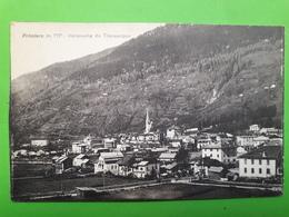 Cartolina - Primiero - Panorama Da Transaqua - 1930 Ca. - Trento