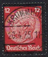 DR,1934, MiNr 552, Gestempelt - Used Stamps