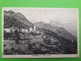 Cartolina - Caspano -m- 878 - (Civo) - 1941 - Sondrio