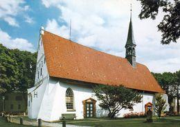 1 AK Germany / Schleswig-Holstein * Die St.-Clemens-Kirche In Büsum - Erbaut Im 15. Jahrhundert * - Buesum