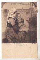 (40) France Guinier Mere Et Enfant - France