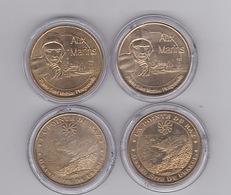 Plougonvelins Aux Marins 2008+ 2010 - Pointe Du Raz 2006+2011 - Monnaie De Paris