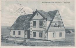 AK Motzdorf Mackov Naturfreunde Haus Naturfreundehaus Baude Grünwald Steinhübel Fleyh Moldau Neustadt Holzhau Erzgebirge - Sudeten