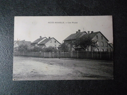 Cpa 57 Petite Rosselle  Cités Wendel - Autres Communes