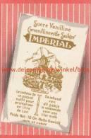Imperial Vanille Suiker - Boites D'allumettes - Etiquettes