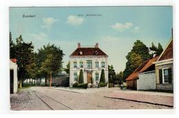 """Zundert   Villa """"Wilhelmina"""" 1917 - Sonstige"""