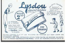Buvard Lysdou Appareil Epilatoire - Parfum & Kosmetik