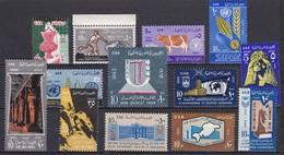 EG251 – EGYPTE – EGYPT – 1963 NICE MNH LOT 11,50 € - Ongebruikt