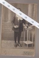 Photo Carton Alost 1880 - Photos