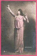 Sarah Bernhardt - Sara Marie Henriette Bernhardt - Edit. S.W. - 1905 - Artisti