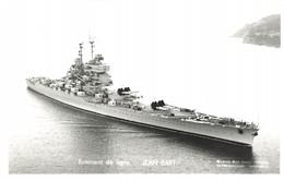 Bateau De Guerre Batiment De Ligne Jean Bart Marine Militaire Française - Warships