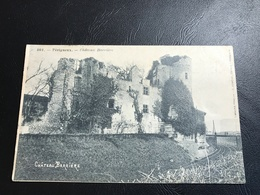 401 - PERIGUEUX Chateau Barriere - 1902 Timbrée - Périgueux