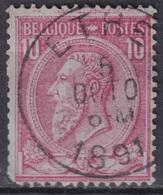 "170-  COB/OBP 46 (o) ""ETHE"" +8 - 1884-1891 Leopold II."
