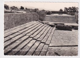 GREECE - AK 370243 Phaestos - The Theatre And The Staircase - Grèce