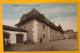 60287 -  Yverdon La Coiur De La Caserne - VD Vaud