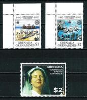 Grenadines Nº 1339/40-3452 Nuevo - Grenada (1974-...)