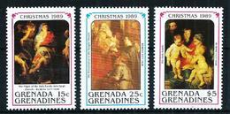 Grenadines Nº 1076/8 Nuevo - Grenada (1974-...)