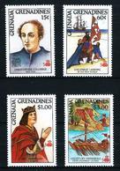 Grenadines Nº 777/80 Nuevo - Grenada (1974-...)