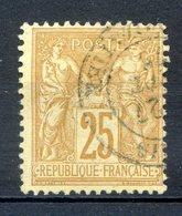 TIMBRE FRANCE N° 92a - Oblitéré - France