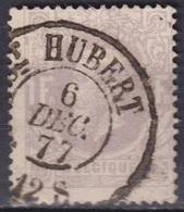 "172-  COB/OBP 36 (o) ""ST-HUBERT"" +8 - 1869-1883 Leopold II."