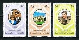 Grenadines Nº 396/8 Nuevo - Grenada (1974-...)
