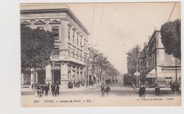 Tunis Avenue De Paris - Tunisie