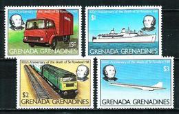 Grenadines Nº 293/6 Nuevo - Grenada (1974-...)