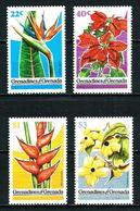 Grenadines Nº 281/4 Nuevo - Grenada (1974-...)