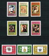 Grenadines Nº 243/8-249/51 Nuevo - Grenada (1974-...)
