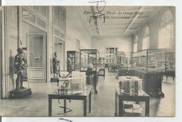 Tervuren. Musée Du Congo Belge. Grande Salle économique. - Musées