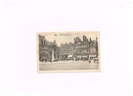 Place Sainte-Pharailde.Expédié En Franchise Militaire De Landen à Ambresin. - Gent