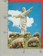 CARTOLINA VG PERU - CUSCO - Cristo Redentor - 10 X 15 - 198? - Perù