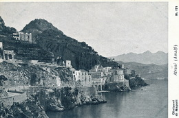 Atrani Amalfi Dintorni Di  Napoli Undivided Back Edit Bideri - Altre Città