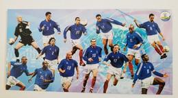 FRANCE 1998 PAP Neuf Prêt à Poster Football Coupe Du Monde Carte Entier Postal équipe De France - 1998 – Frankrijk