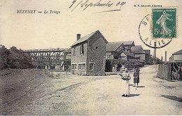 03 - BEZENET - Le Triage - - Andere Gemeenten