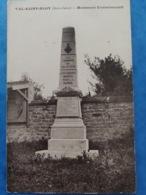 Le Val Saint Eloy  Monument Commémoratif Haute Saône Franche Comté - Otros Municipios