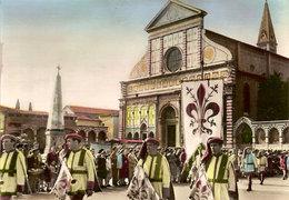 (C).Firenze.Gioco Del Calcio In Costume (c20) - Firenze