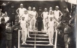 """AVIGNON 7 EME REGIMENT DU GENIE PENDANT LES FETES 1934 1935 """"HOMMES EN BLANC"""" - Avignon"""