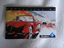 CATALOGUE SOLIDO 1995 - Publicités