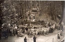"""AVIGNON 7 EME REGIMENT DU GENIE PENDANT LES FETES 1934 1935 """"MANEGE DE CHEVAUX  """" - Avignon"""