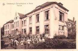 KALMTHOUT - HEIDE - ANVERS - Schoolkolonie - Voyagé 1919  (230) - Kalmthout
