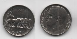 + ITALIE + 50 CENTESIMI 1919 + TRANCHE STRIEE + TRES TRES BELLE + - 1861-1946 : Kingdom