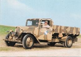 Automobile - Camionnette CITROEN Type 23 Compagnie Du 23 è B.C.L.M. Juin 1940 - Cpm - Vierge - - Vrachtwagens En LGV