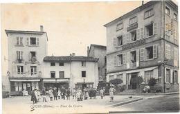 COURS Place Du Centre - Cours-la-Ville