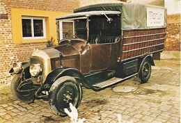 Automobile - Camions & Poids Lourds - Roger Schneider 3t5 Époque 1922 - Marlin Déménagement - Cpm - Vierge - - Camion, Tir