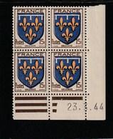 Coin Daté 604 **  23/3/44 - 1940-1949