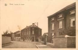 Belgique - Courcelles - Gouy - Quartier Saint-Joseph - Courcelles