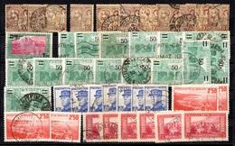 Monaco Belle Petite Collection De Bonnes Valeurs Oblitérées 1891/1939. B/TB. A Saisir! - Collezioni & Lotti